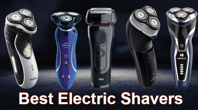 best electric shavers 2018