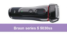 Braun series 5 5030ss review