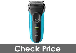 Braun Electric Shaver Perfect for Wet and Dry Shave
