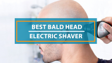 best bald head electric shaver