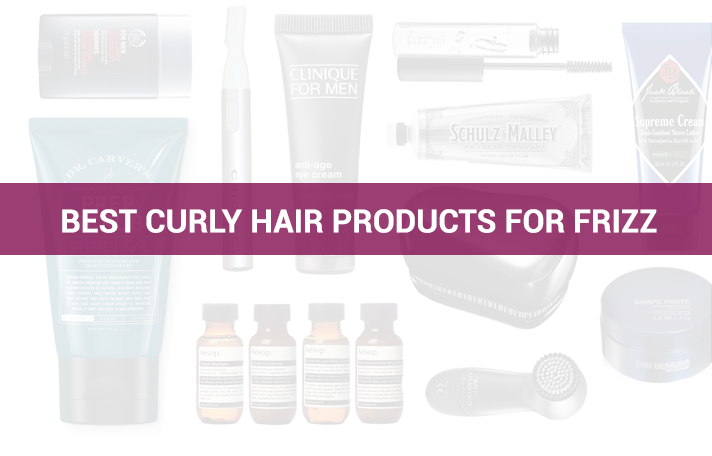 Best curly hair products for frizz