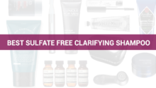 Best sulfate free clarifying shampoo